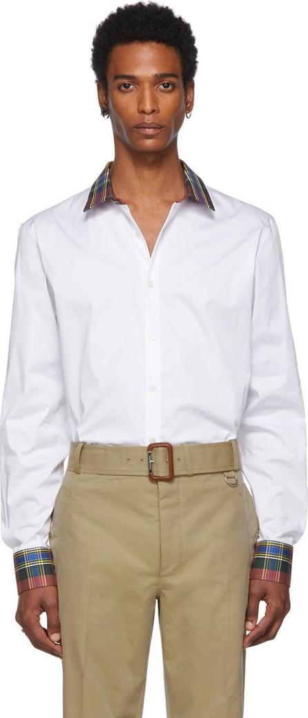 Alexander McQueen White Classic Shirt