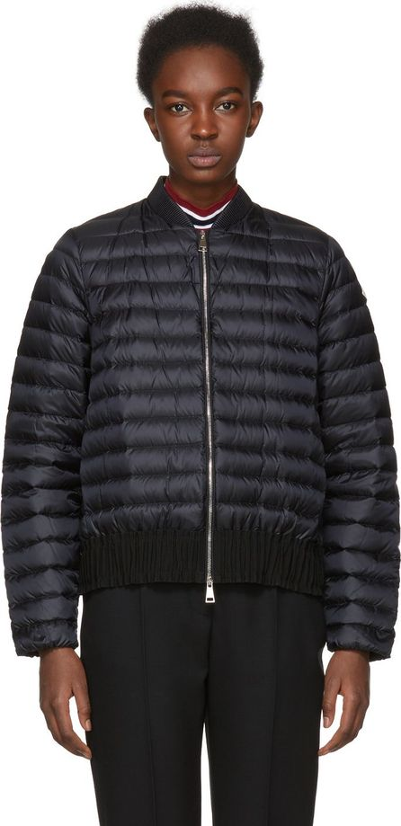 Moncler Black Down Barytine Jacket