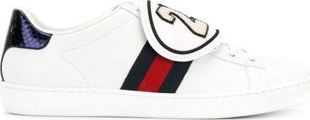 Gucci Embellished Ace sneakers