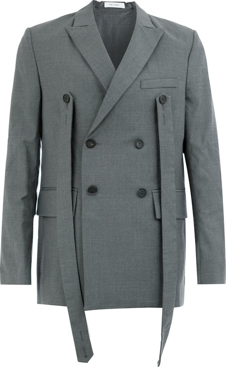Delada Double breasted blazer