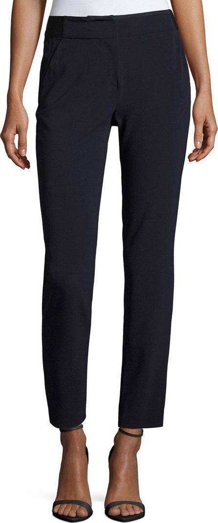Armani Collezioni Virgin Wool Stretch Pants