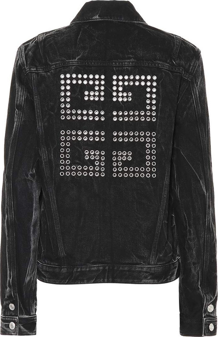 Givenchy Embellished denim jacket