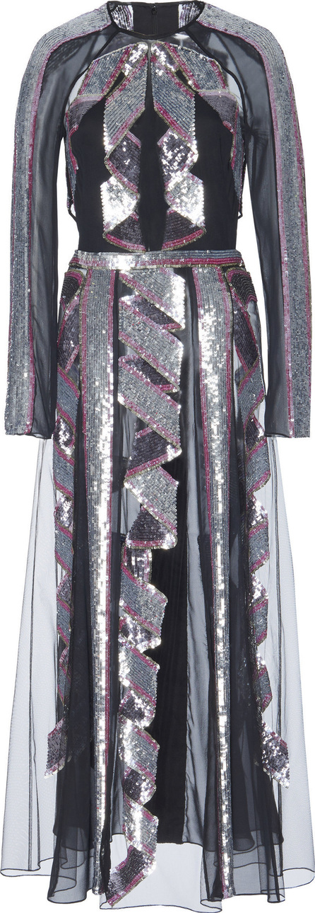 Temperley London Insignia Cut-Out Dress