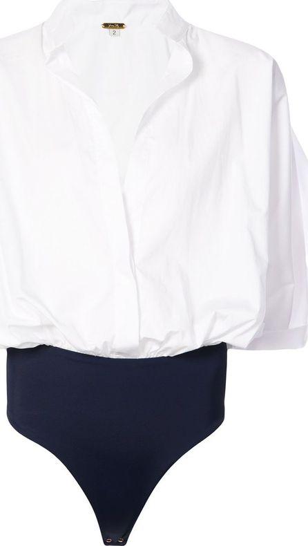 Johanna Ortiz Bandelier shirt body suit