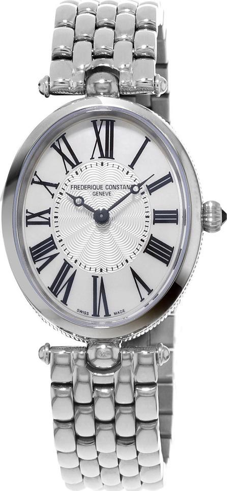 Frederique Constant Ladies' Classics Art Deco Stainless Watch
