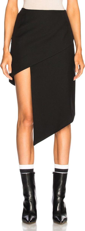 Vetements Spiral Skirt