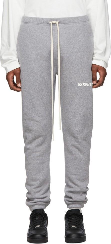 Essentials Grey Fleece Lounge Pants