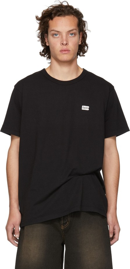 Bianca Chandon Black Price Tag T-Shirt