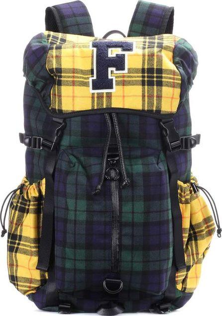 FENTY PUMA by Rihanna Hike plaid backpack