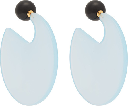 Marni Circle hoop earrings