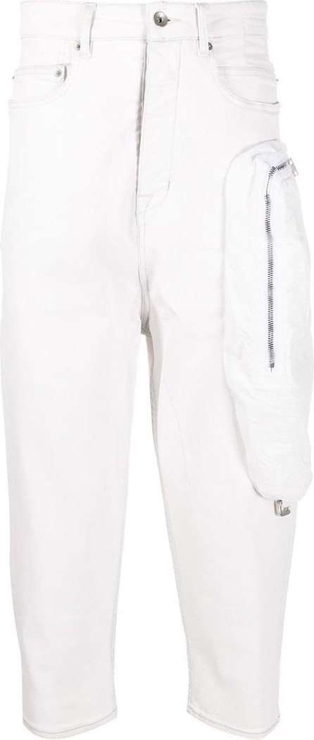 Rick Owens DRKSHDW Cropped fit trousers