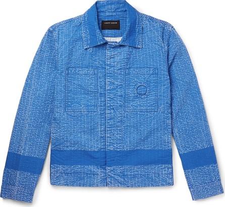 Craig Green Acid-Washed Cotton Jacket