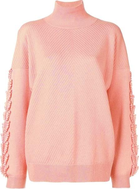 Barrie Oversized turtleneck pullover