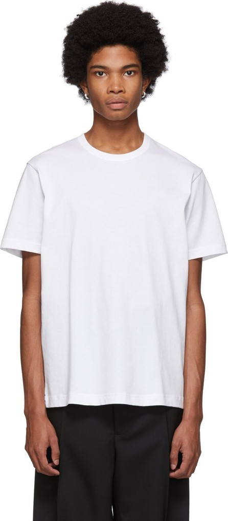 Comme Des Garcons White Forever T-Shirt
