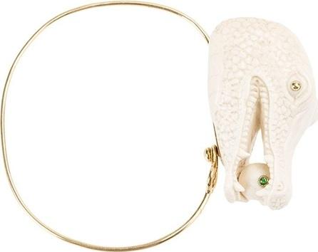Bibi Van Der Velden 'Crocodile' bracelet