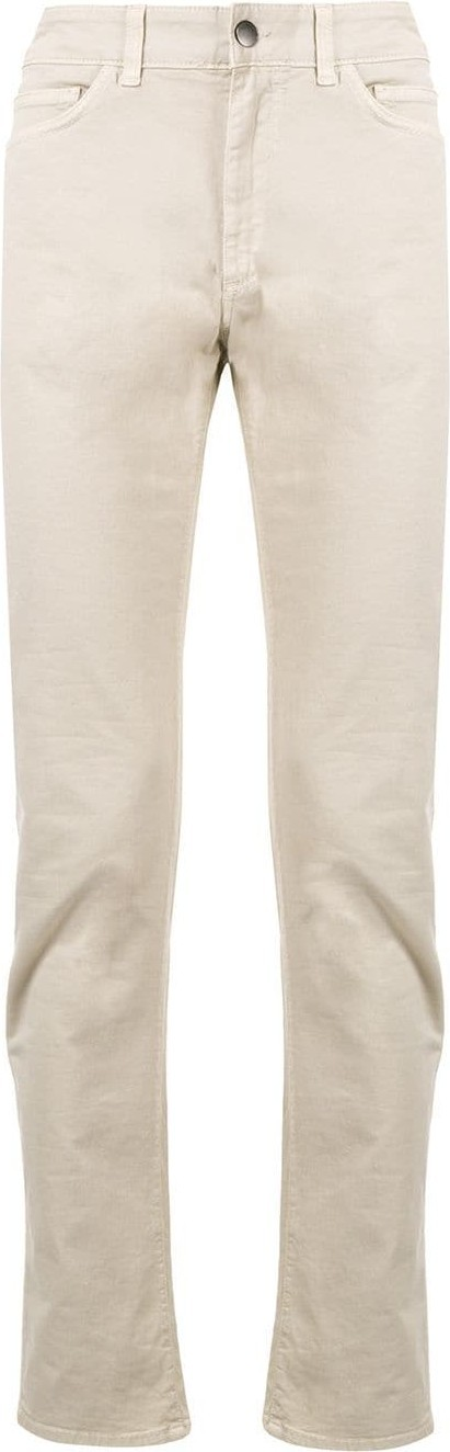 Gieves & Hawkes Five pocket trousers