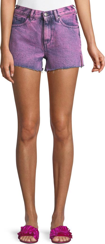 Acynetic Darby Roberts Side-Slit Cutoff Shorts