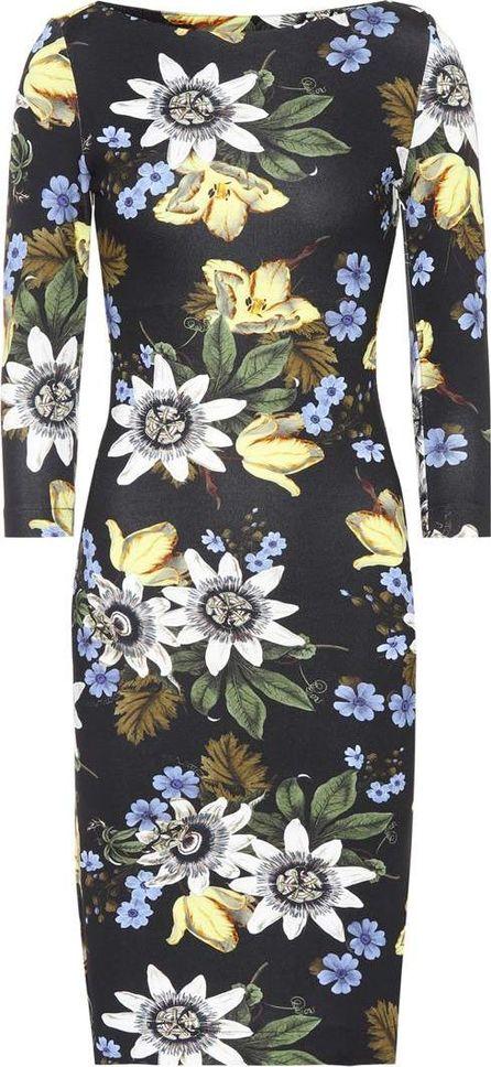 Erdem Reese floral-printed dress