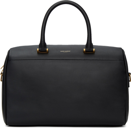 Saint Laurent Black Duffle 6 Bag