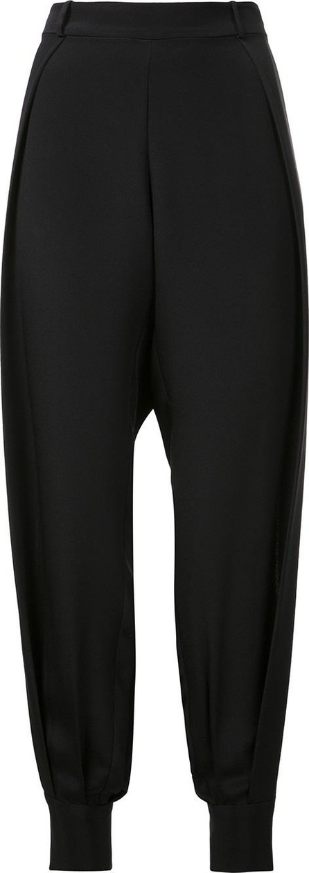 Haney 'Alice' side slit trousers