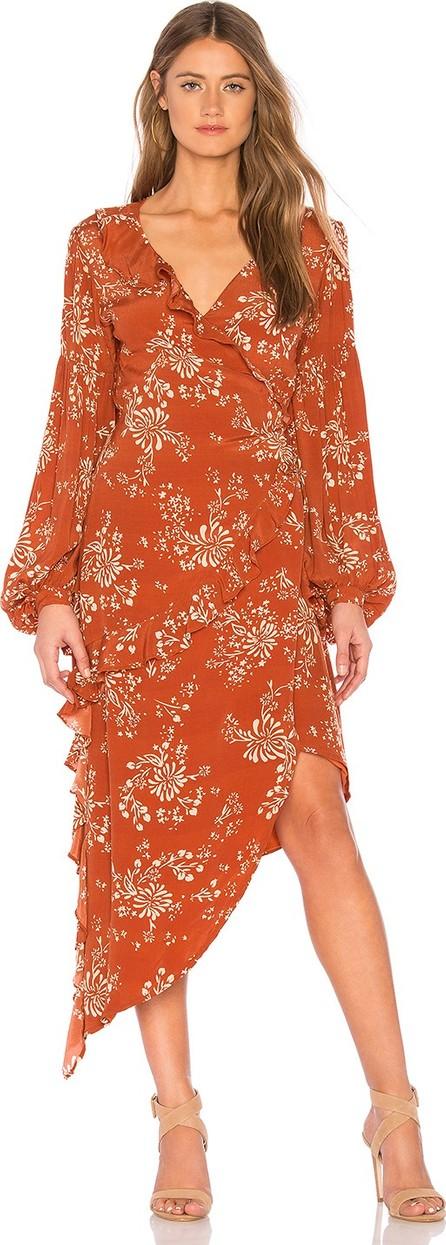 Capulet Pansy Dress