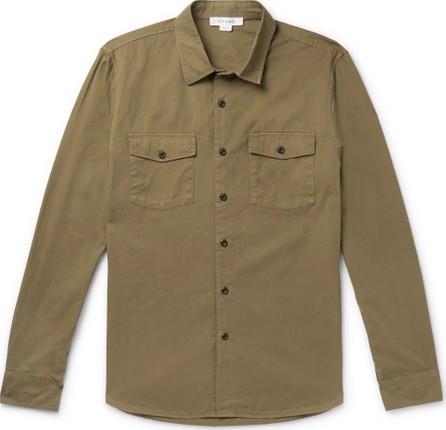 FRAME DENIM Cotton-Twill Shirt