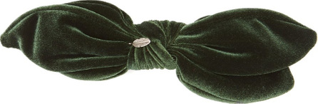 House of Lafayette Velvet bow hair clip