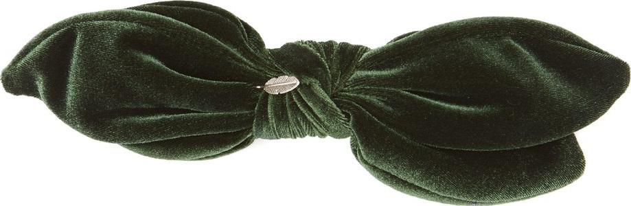 House of Lafayette - Velvet bow hair clip