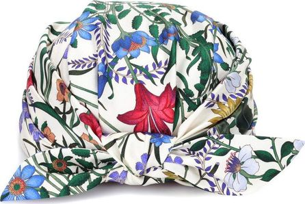 Gucci Printed silk turban