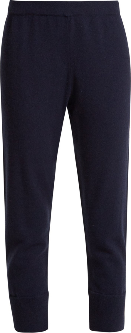 Allude Cashmere knitted trousers