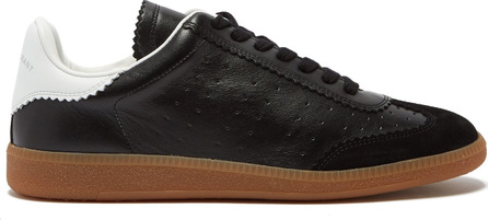 Isabel Marant Bryce leather trainers
