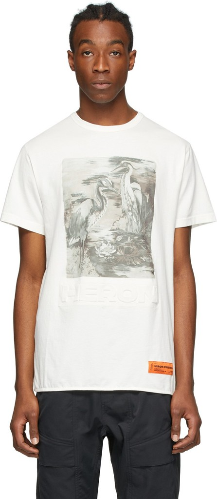 Heron Preston Off-White 'Heron' T-Shirt