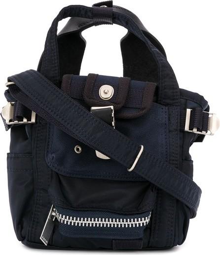 Sacai Small buckled bag