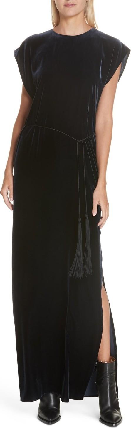 Nili Lotan Lillian Velvet Dress