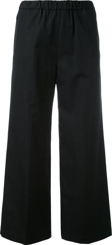 Aspesi cropped flared trousers