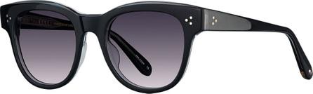 GARRETT LEIGHT x Ulla Johnson Butterfly Sunglasses