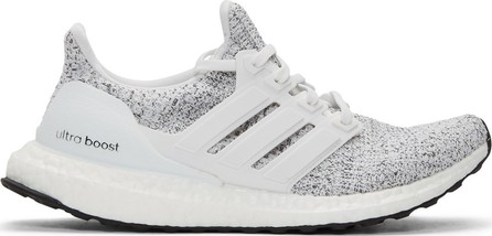 Adidas Originals White & Grey UltraBOOST Sneakers