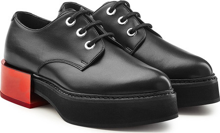 Alexander McQueen Leather Lace-Ups