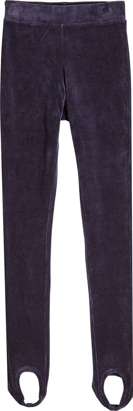 Juicy Couture Velour Pants with Stirrups