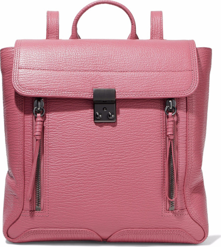 3.1 Phillip Lim Pashli textured-leather backpack