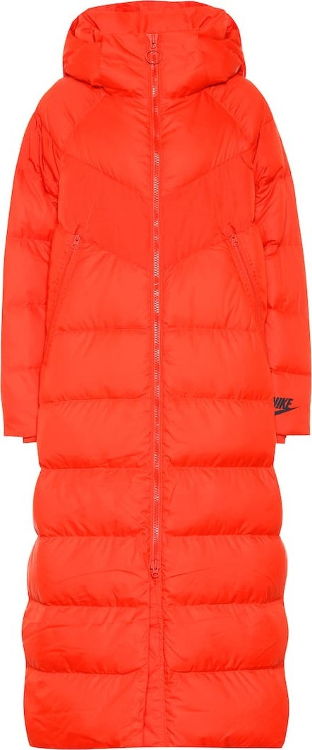 Nike Down-filled puffer coat