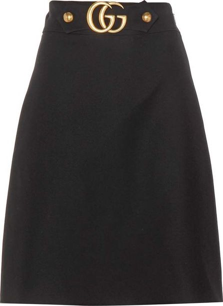 Gucci Wool and silk skirt