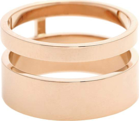 REPOSSI Berbere Module 18kt rose gold ring