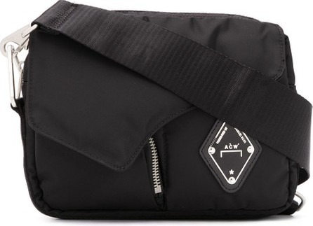 A-Cold-Wall* Logo patch shoulder bag
