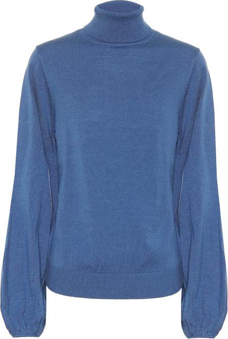 Staud Diane wool-blend turtleneck sweater