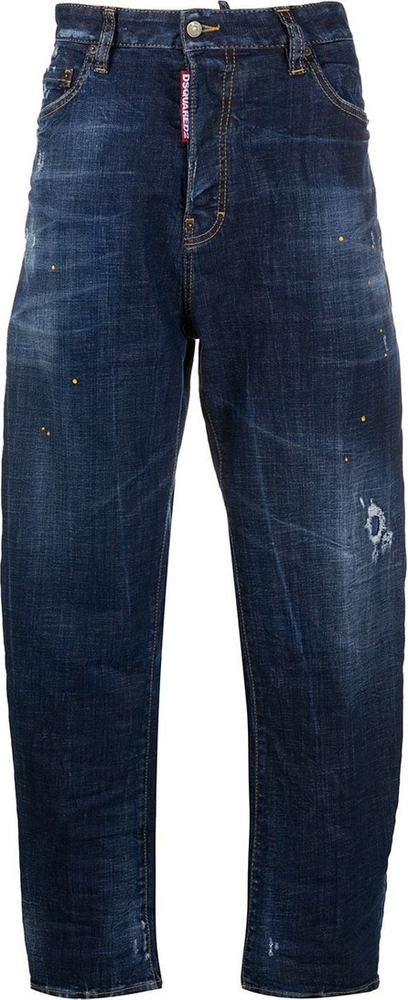 DSQUARED2 Distressed details jeans