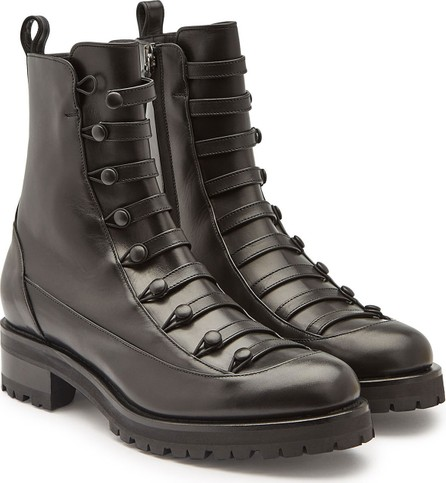 Rupert Sanderson Dresden Leather Ankle Boots
