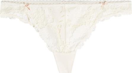Heidi Klum Intimates Lace Thong