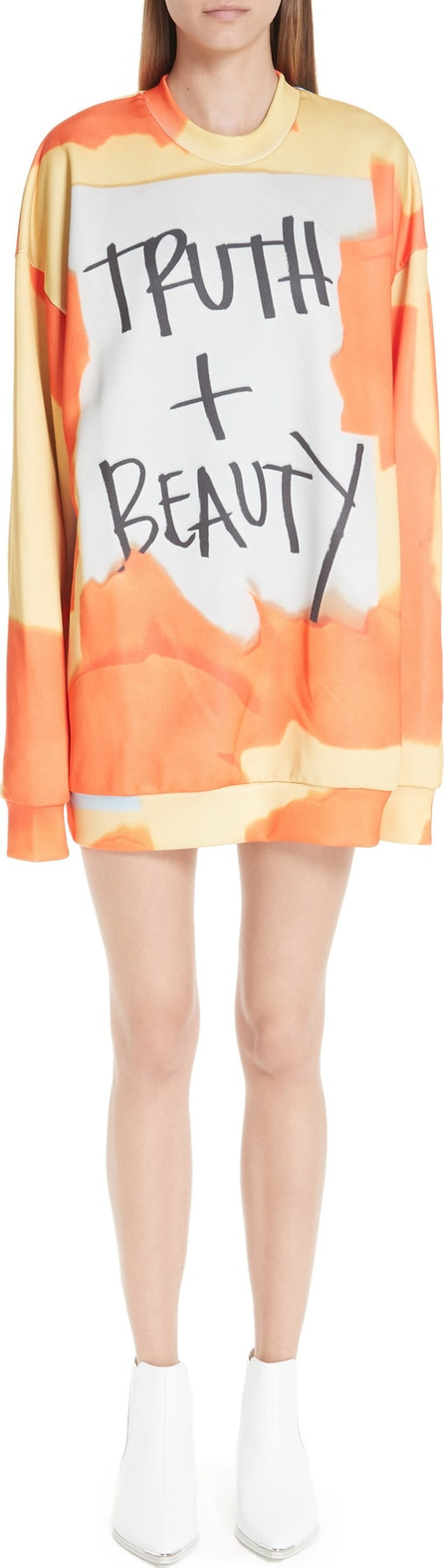 Marques'Almeida Marques'Almeida Truth & Beauty Oversized Sweatshirt