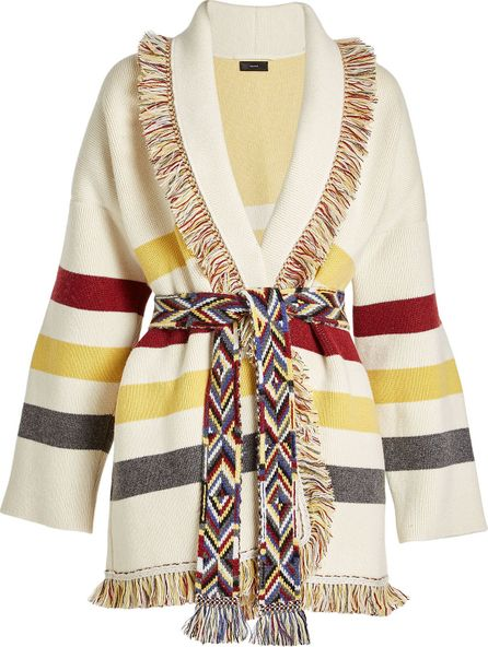 Alanui Cashmere Cardigan with Belt